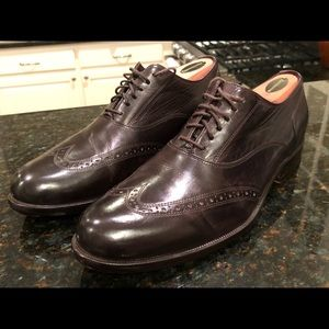 Cole Haan Nike Air Wing Tip Dress shoes 9D